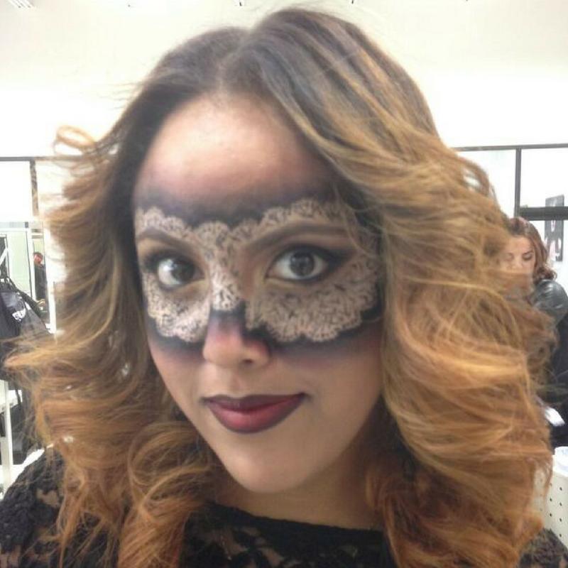 Halloween Makeup in Allentown